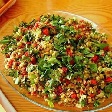 Bol Tahıllı <br/> Salata – 1