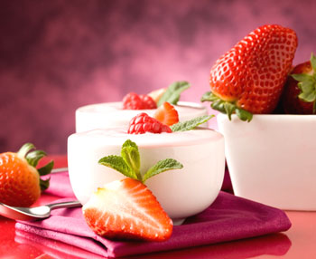 Meyveli Yoğurt – 5