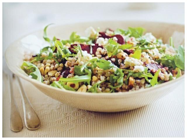 Glutensiz Tahıllı <br/> Salata – 3