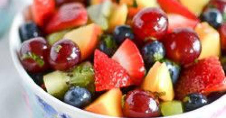 Meyve Salatası – 1