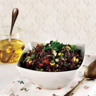 Siyah Pirinç <br/> Salata – 4
